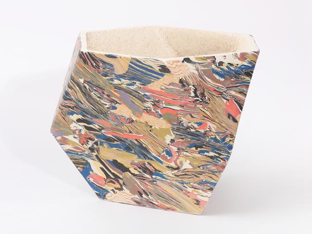 , 'Truncated Tetrahedron Vessel,' 2017, Patrick Parrish Gallery