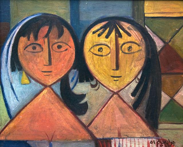 Jewad Selim, 'Untitled', 1951, Meem Gallery