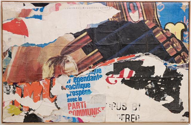 , '122 rue du Temple (Juillet 1968),' 1968, Diane Rosenstein