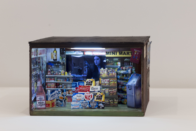 , 'Convenience Store / Liquor ,' 2017, Jules Maeght Gallery