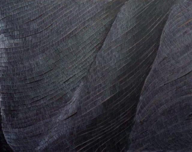 , 'Nuevas lejanías negro ,' 2015, Ana Mas Projects