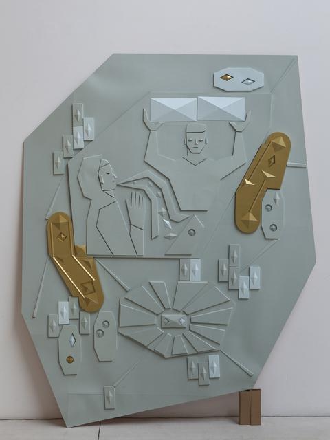 , 'El coleccionista de formas,' 2018, Galería silvestre