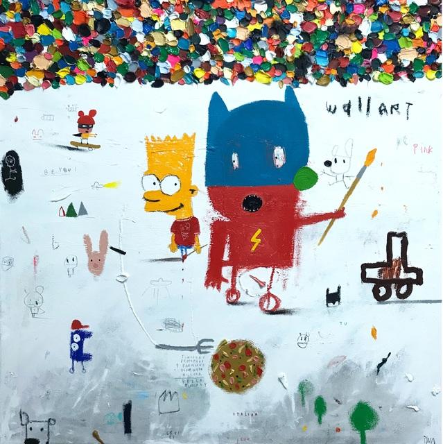 , 'Art Wall II,' 2018, PIGMENT GALLERY