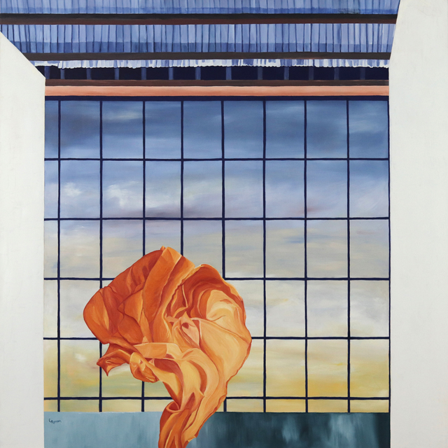 , 'Catching the Sun,' 2017, LAUNCH LA