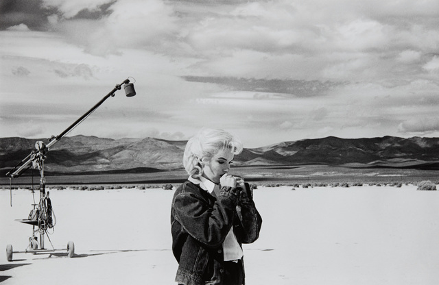 Eve Arnold, 'Marilyn on the set of 'The Misfits,' Nevada', 1960, Phillips