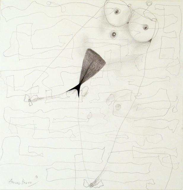 , 'El Dibuix 10,' 2014, Matthew Liu Fine Arts