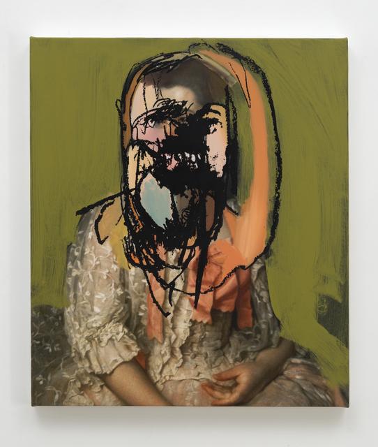 , '#PortraitoftheLadySeflie,' 2015, Pierogi