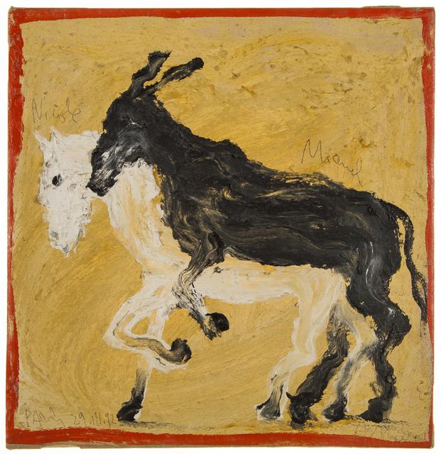 , 'Potro de Rabia y Miel,' 1992, Ben Brown Fine Arts