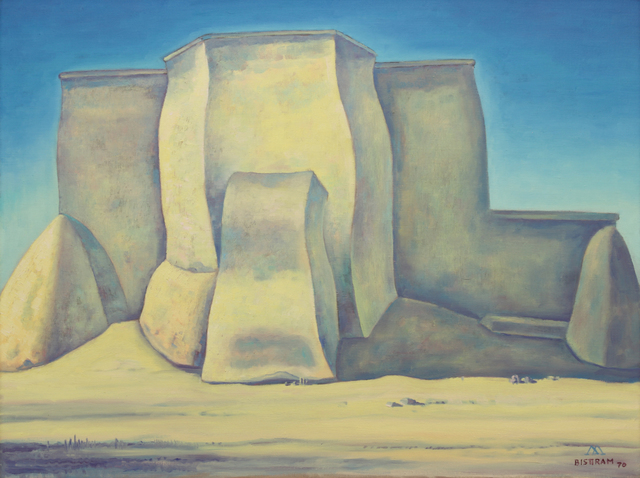 , 'Ranchos de Taos Church,' 1970, Addison Rowe Gallery
