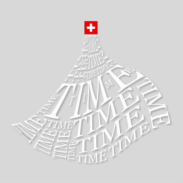 Johannes Murat, 'SWISS TIME', 2016, ARTBOX.GALLERY