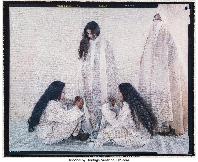 Lalla Essaydi, 'Converging Territories #13', 2003, Heritage Auctions