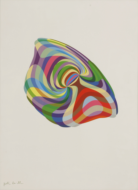 Peter Saville, 'Colour And Form', 2001, Sworders