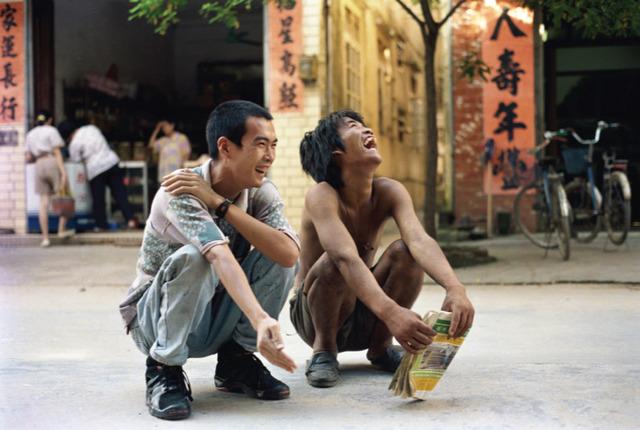 Zheng Guogu, 'Me and My Teacher', 1993, Barbara Gross