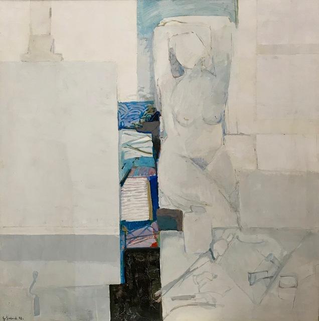 Gabriel Godard, 'Atelier', 1972, Artioli Findlay