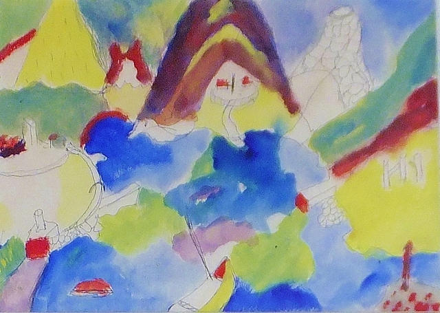 , 'Aegean Landscape,' 1965, Lawrence Fine Art