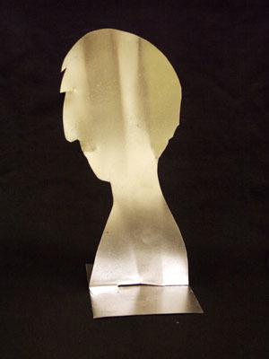 , 'Self (sculpture),' 2007, International Sculpture Center