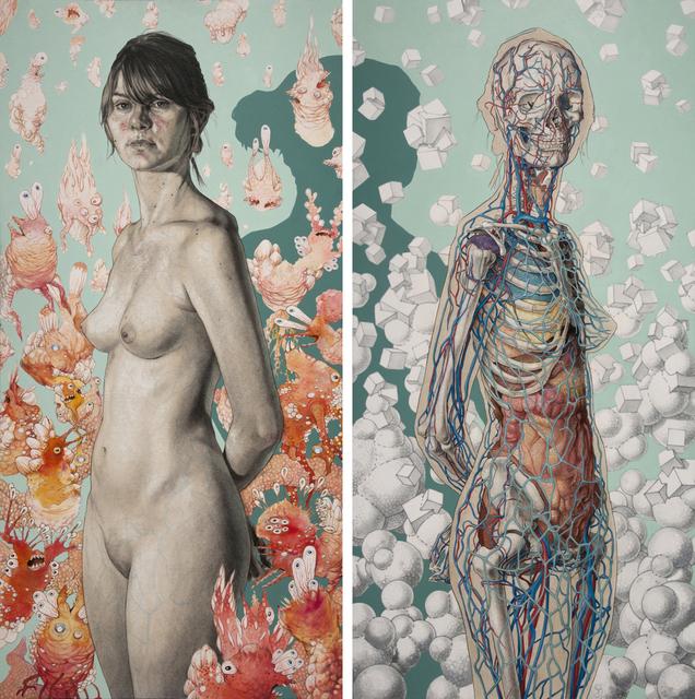 , 'Expulsion,' , Helikon Gallery & Studios