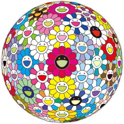 Takashi Murakami, 'Hold Me Tight', 2017, Print, Offset lithograph, Vogtle Contemporary