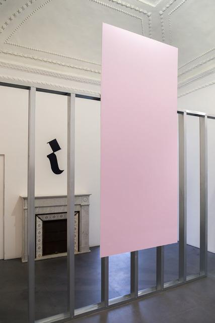 , 'pinkcadillac,' 2017, Lia Rumma