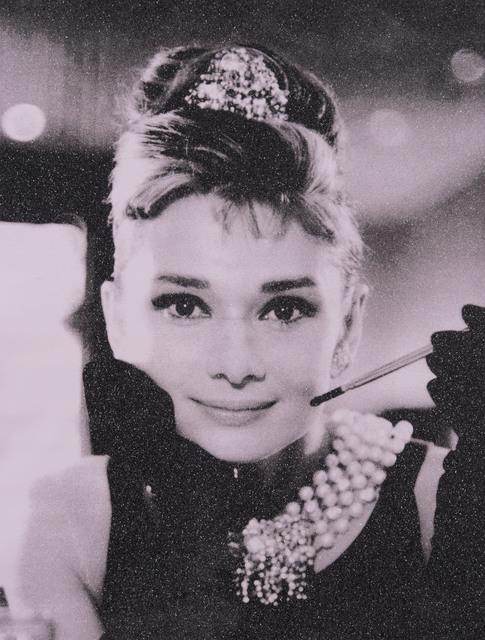 , 'Audrey Hepburn,' 2017, Taglialatella Galleries