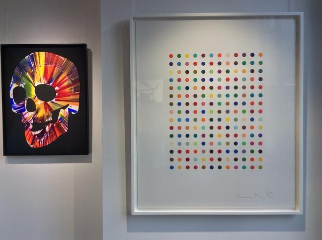 Damien Hirst, 'Ethidium Bromide Aqueous Solution', 2005, Joseph Fine Art LONDON