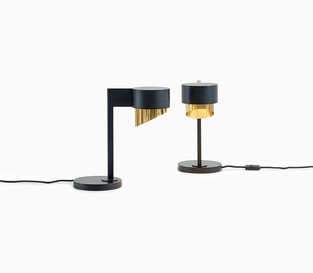 , 'Pair of table lamps,' ca. 1972, Dansk Møbelkunst Gallery