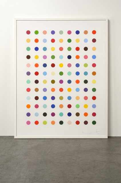 Damien Hirst, 'Flumequine', 2007, Weng Contemporary