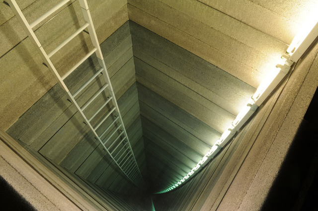 , 'Tunnel,' 2013, C. Grimaldis Gallery