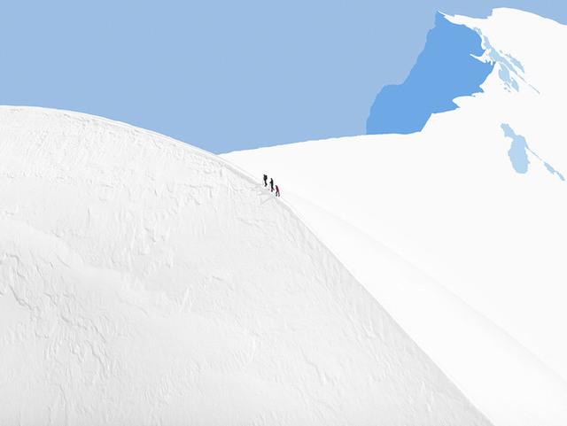 , 'Alps #17,' 2013, Yancey Richardson Gallery