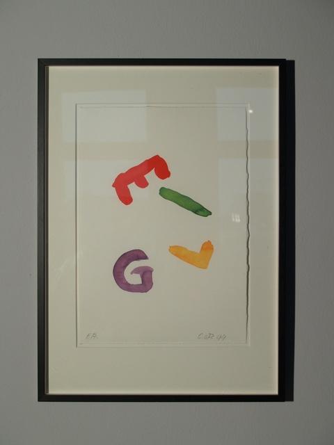 , 'Geil,' 1994, Sebastian Fath Contemporary