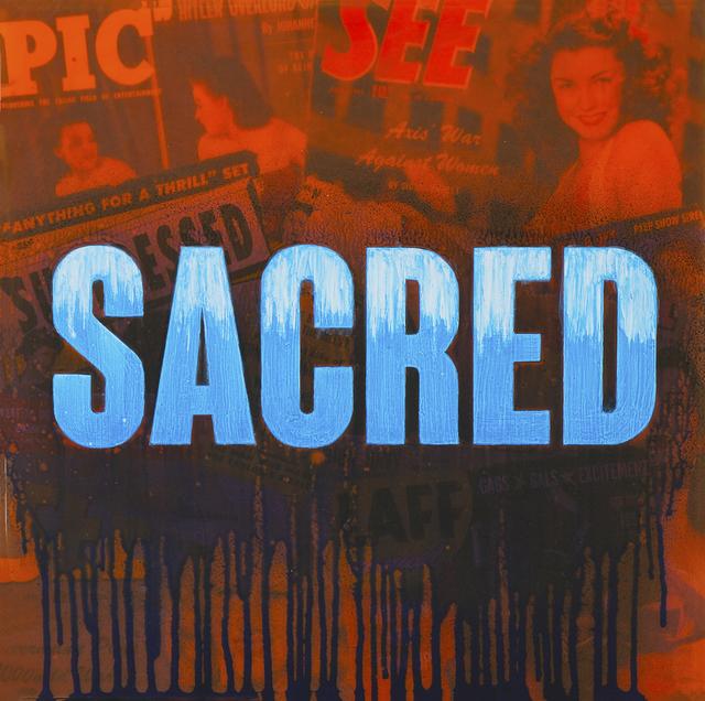 , 'Sacred,' 2016, Galleria Ca' d'Oro