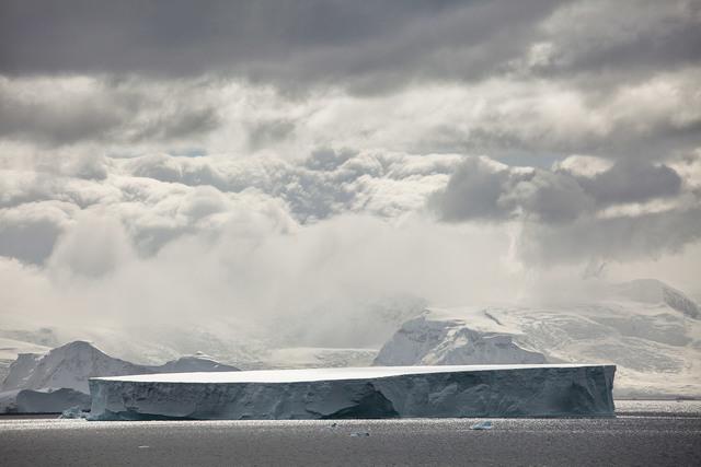 , 'Giant tabular iceberg, Antarctica,' 2011, Susan Eley Fine Art