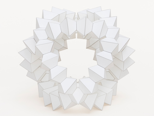 , '54 Octahedra,' 2018, Fisher Parrish Gallery
