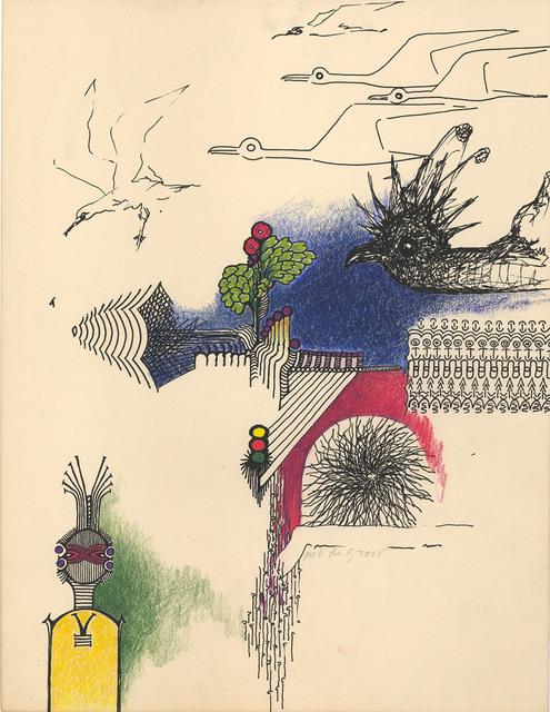 , 'untitled (PdG041),' 1969, Albert Merola Gallery