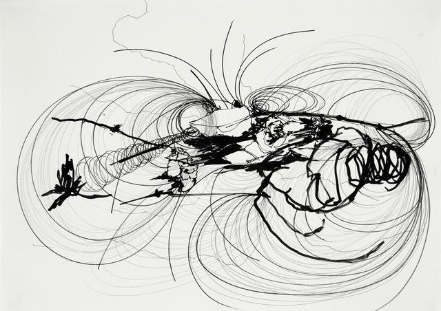 , 'Magnetic heart 67,' 2008, Galleri Bo Bjerggaard