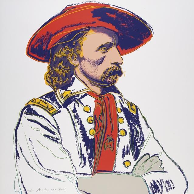 Andy Warhol, 'General Custer II.379', 1986, OSME Fine Art