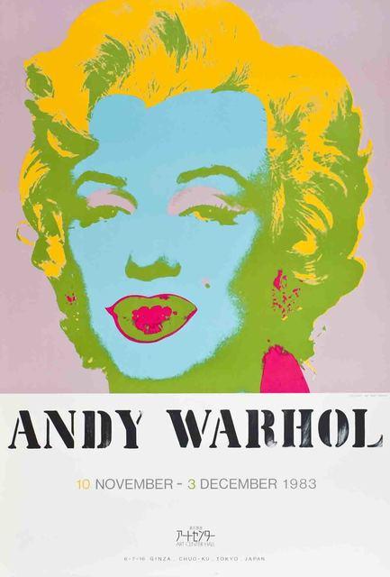 Andy Warhol, 'Marilyn Monroe', 1983, ArtWise