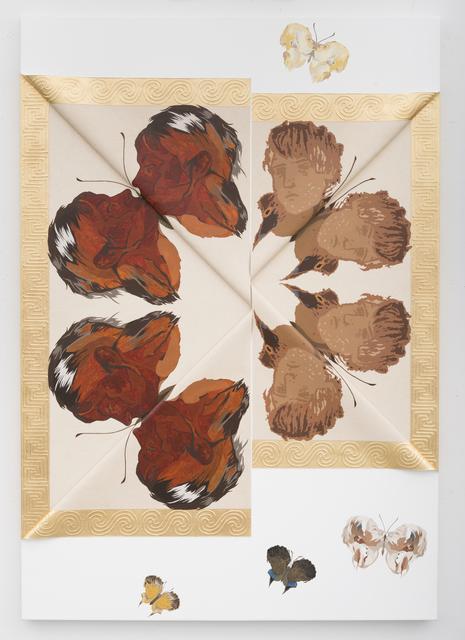 , 'Unique Janus Butterflies 11,' 2015, David Lewis