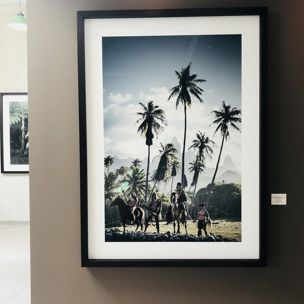 Hakamou´i, Ua Pou, Marquesas Islands, French Polynesia. Edition 6 140*100cm Archival print