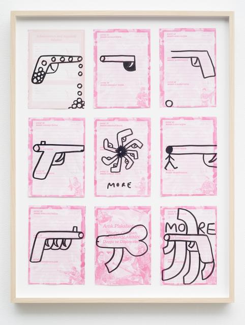 , 'War ry,' 2017, Jane Lombard Gallery