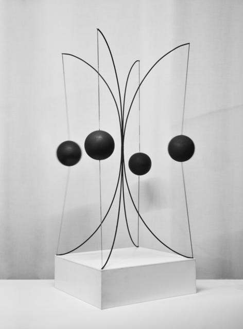 , 'Sphères pulsations,' 1970, Galerie Mitterrand