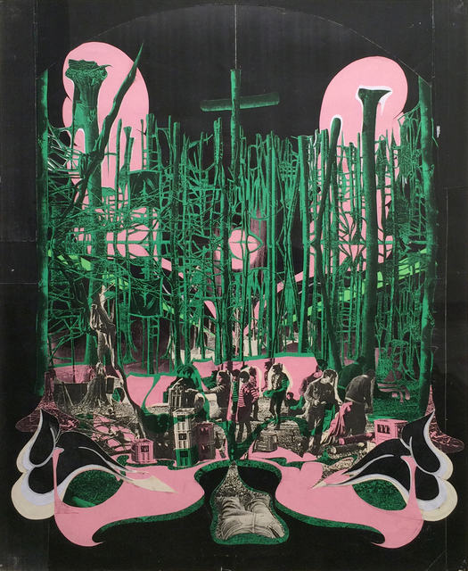, 'Wald,' 2008, Romer Young Gallery