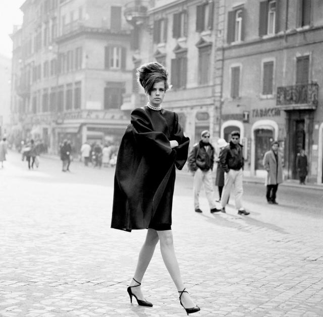 , 'Jeny Howorth, Rome, Italian Vogue,' 1989, Holden Luntz Gallery