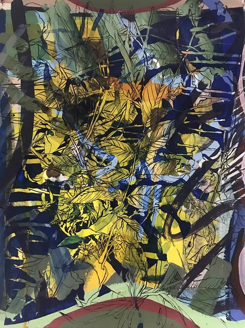 , 'Litterfalls,' 2018, ArtHelix Gallery