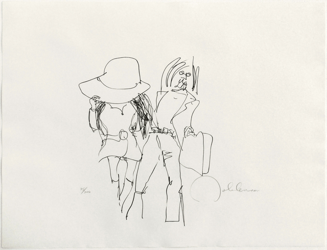 John Lennon Bag One Portfolio 1970 Available For Sale Artsy