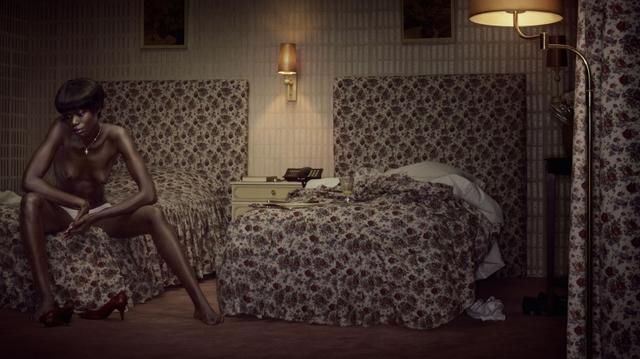 , 'HOTEL: Winston Salem Room 304,' 2010, metroquadro