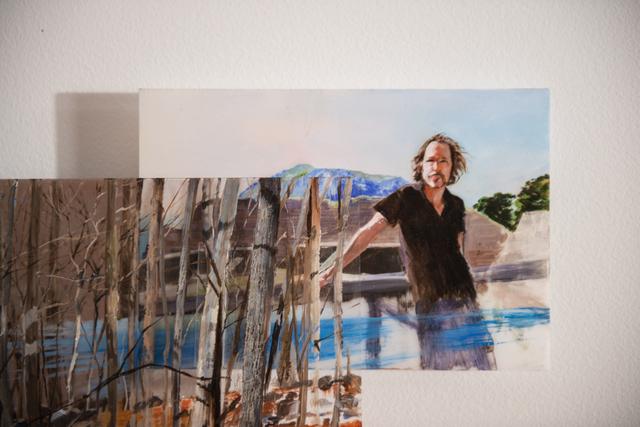 Adam Cvijanovic, 'Snapshot of Me at the Palace', 2015, Postmasters Gallery