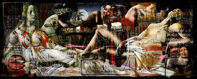 , 'Venus, Mars & Pluto,' 2018, Klein Gallery