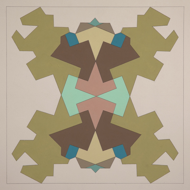 Leslie Wilkes, '14.18', 2014, Barry Whistler Gallery