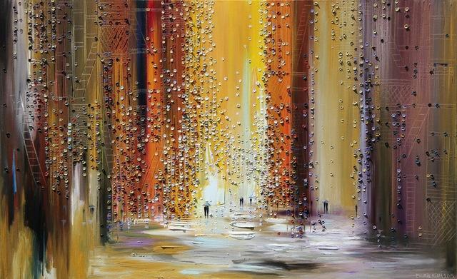 , 'Rainy Sunset,' 2015, Artspace Warehouse